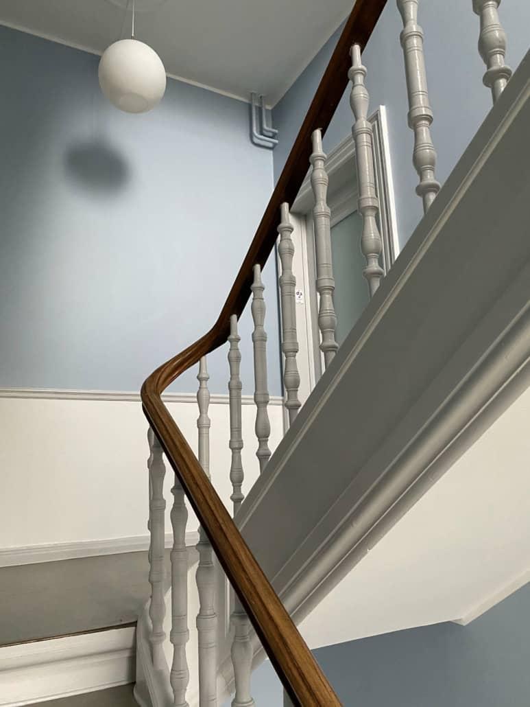 renovering af trappeopgang
